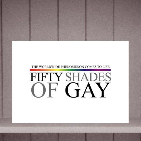 50 Shades of Gay by Eskimo Circus £2.20