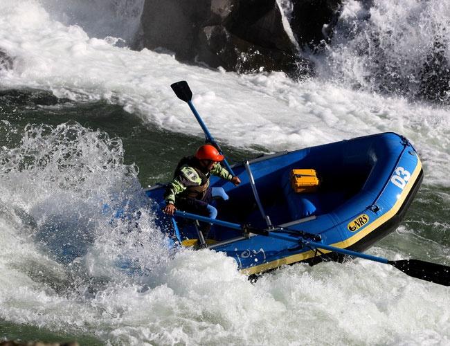 Rafting Chile's Futaleufu River