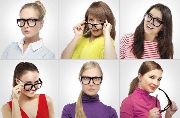 Tien Make-Up Fouten Die Je Kunt Maken Als Je Een Bril Draagt! – Stylixx