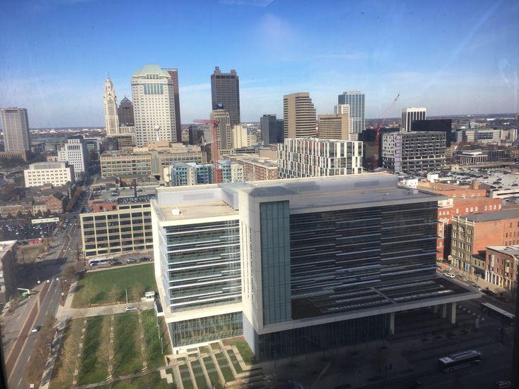 Downtown Columbus, Ohio November 2017 Ohio, Columbus