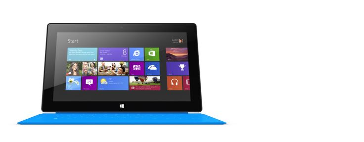 The Microsoft has Launched Surface RT