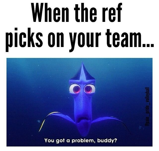 Ha! Ya I've definitely felt this way at some games... Hahaha at our game against Odyssee