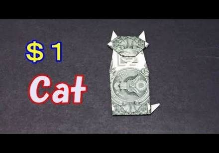 Trendy origami instructions animals dollar bills Ideas