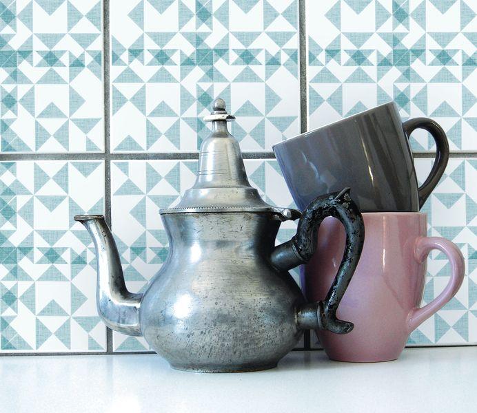 Kachel aufkleber  Die 82 besten Bilder zu Kitchen auf Pinterest | Küchen Styling ...