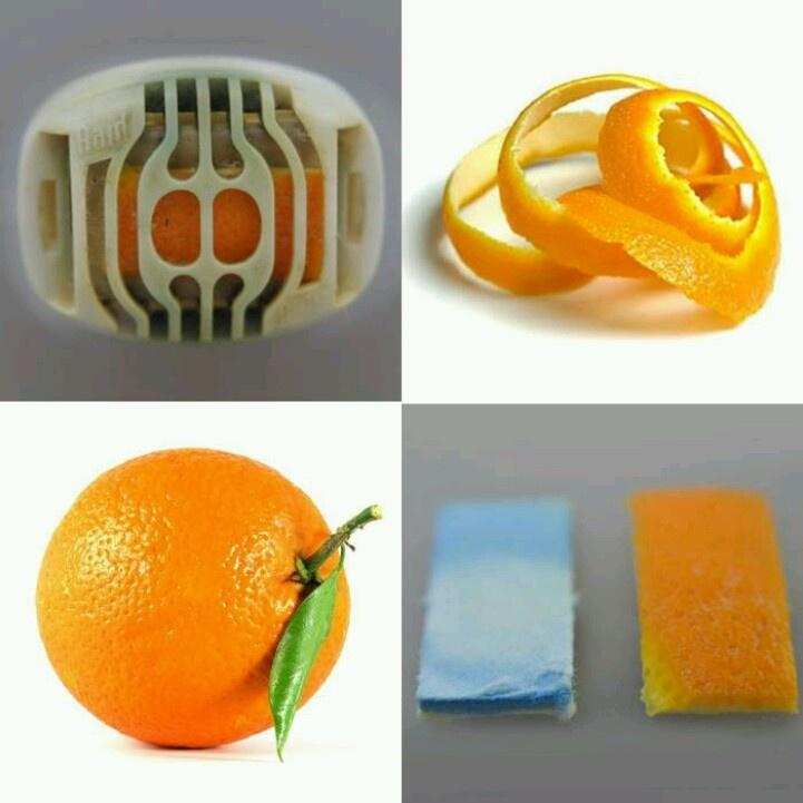En lugar de la barrita de aromatizante, pon cáscaras de naranja, y cámbialas cada tercer día, olerá frasco.