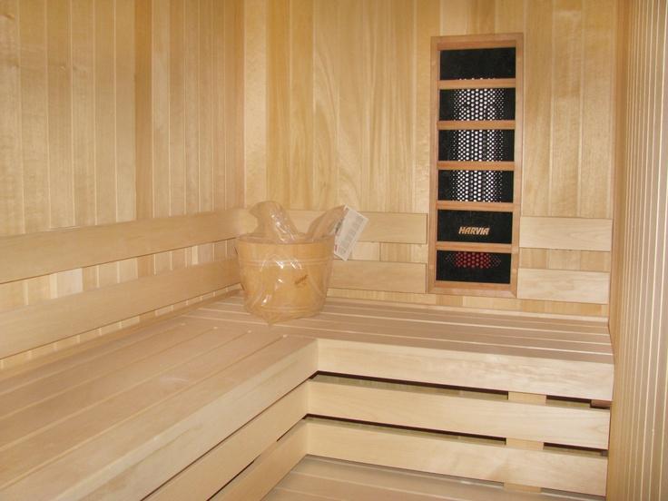 19 best Interior Design Home saunas and spa images on Pinterest - faire un sauna maison