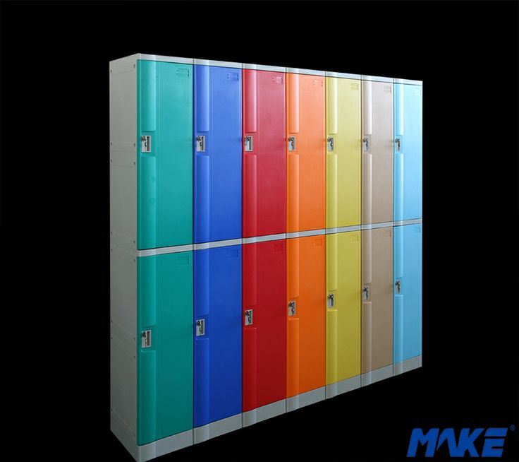 Large Plastic Locker / ABS Locker Materials Engineering ABS , Recyclable,Eco-friendly Dimension 1010mm(H)* 382mm(W)* 500mm(D) Features Dismountable Sturdy/ Stackable/ Scratch resistant finish (3 S traits) Anti-corrosion / anti-dust/ washed  More details, please check: http://www.makelocker.com/pll.php