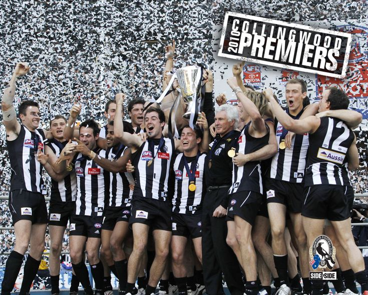 The Mighty Magpies - 2010 AFL Premiers