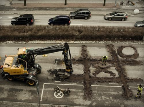 And now we know why road construction takes soooooo long