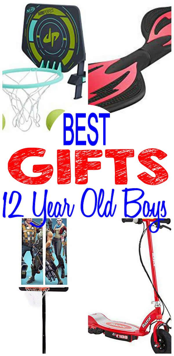 Time For Christmas Gifts BEST 12 Year Old Boys To Put Under The Tree This Cool Trendy Popular Presents Perfec