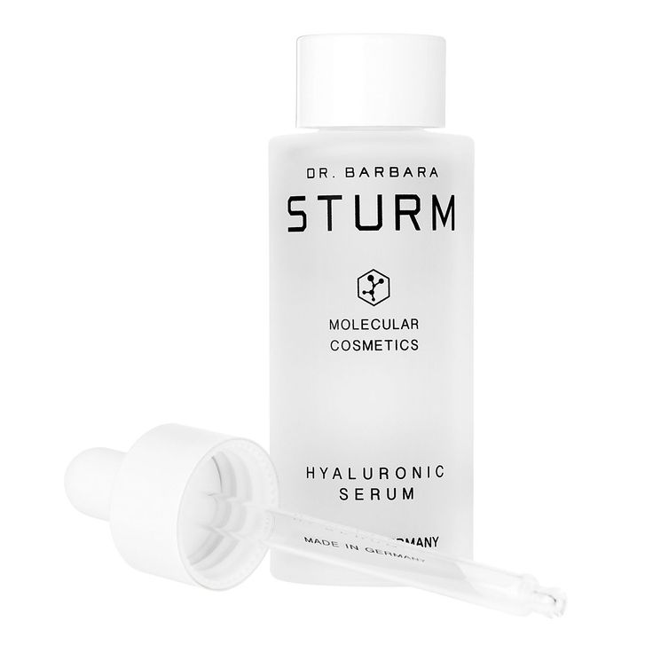 Firming Serums You Can Actually Feel Working on Wrinkles - Dr. Barbara Sturm Hyaluronic Serum from InStyle.com