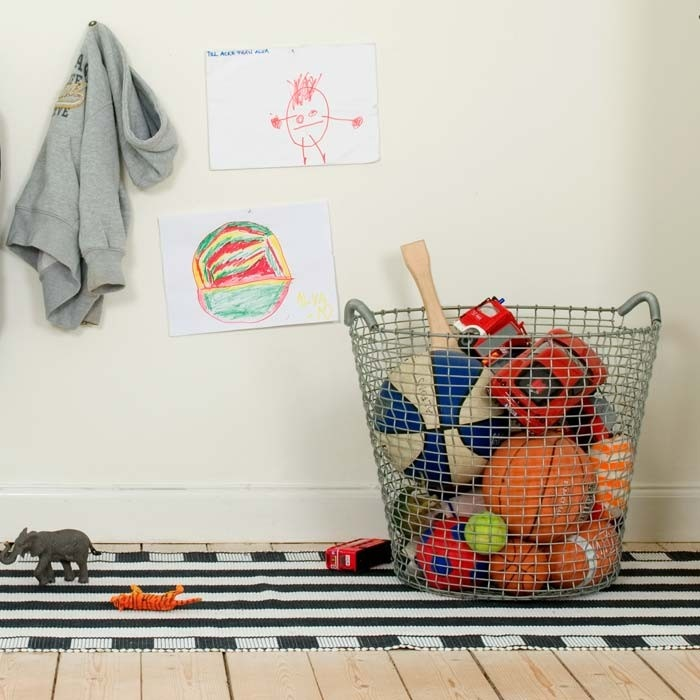Die besten 25+ Drahtkorb Ideen auf Pinterest Drahtkorb tisch - drahtkoerbe stauraum ideen einrichtung