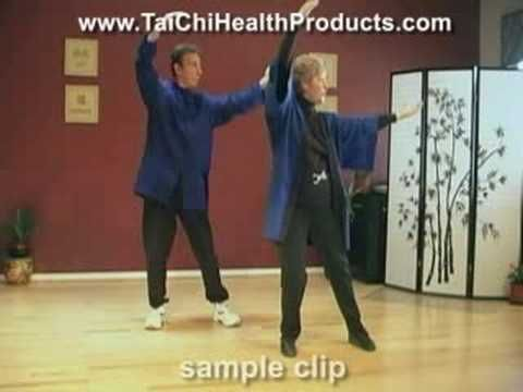 Easy Tai Chi for Seniors and Parkinson