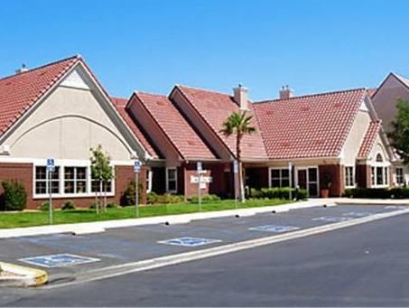 Palmdale (CA) Residence Inn by Marriott Palmdale United States, North America Residence Inn by Marriott Palmdale is perfectly located for both business and leisure guests in Palmdale (CA). Both business travelers and tourists can enjoy the hotel's facilities and services. To be found at the hotel are free Wi-Fi in all rooms, family room. Guestrooms are designed to provide an optimal level of comfort with welcoming decor and some offering convenient amenities like television LC...
