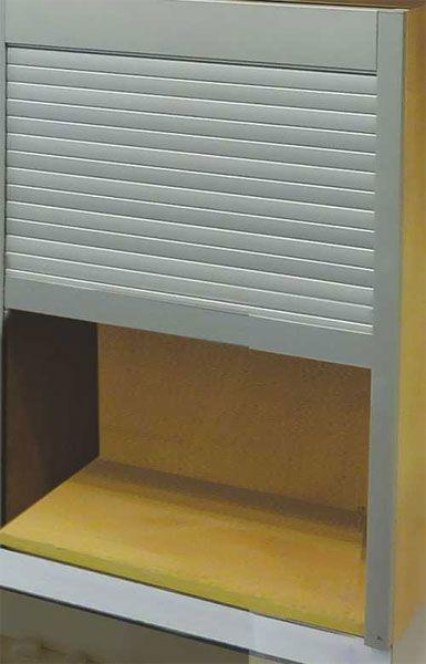 Real Alu Rolling Shutter   Model:K2.08.301 | 600mm | 600x1320mm  K2.08.302 | 900mm | 900x1320mm Price:Rs25299