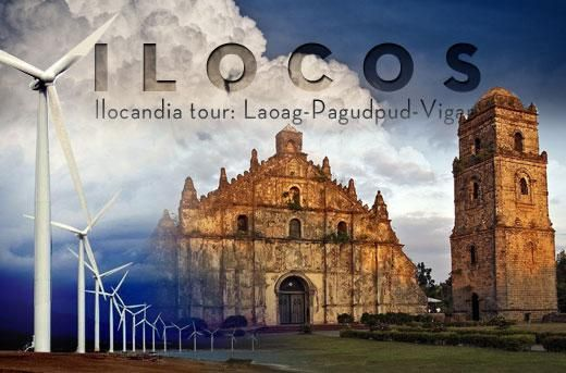 A Dreamy 3-Days/2-Nights Ilocos Escapade with Pagudpud, Laoag & Vigan Tour with Transfers starting at P4290