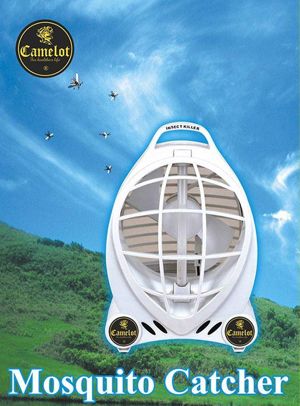 Camelot, l'Organizzazione Internazionale della Salute, creato un nuovo, moderno, ecologico e assolutamente un prodotto sano (il dispositivo perfetto per le zanzare) Insect Killer che tira letteralmente tutti gli insetti, come un magnete con UV lampada (lampada ultraviolette).