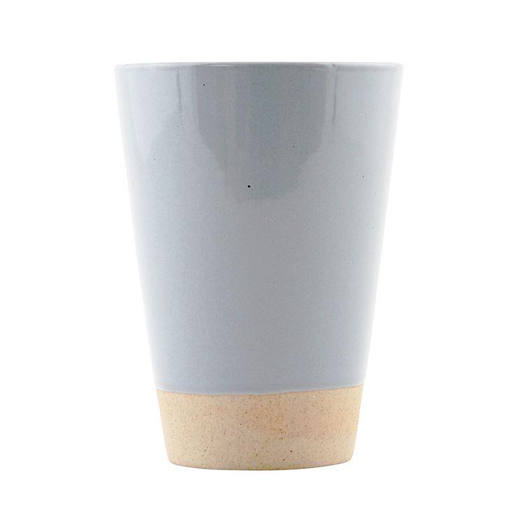 Solid Mugg 11cm, Blå, House Doctor