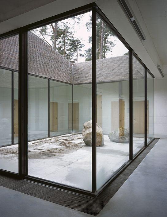 Johan Celsing Arkitektkontor  The New Crematorium, The Woodland Cemetery