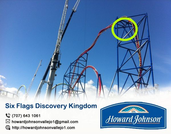 #Six_Flags_Discovery_Kingdom is the best place for your vacation. Visit At:- http://bit.ly/2xuT4Bg