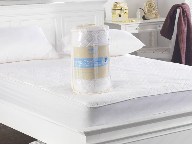 Keep Cool 3D Air Relaxation Quilted Cotton Mattress Protector  Thumbnail 1