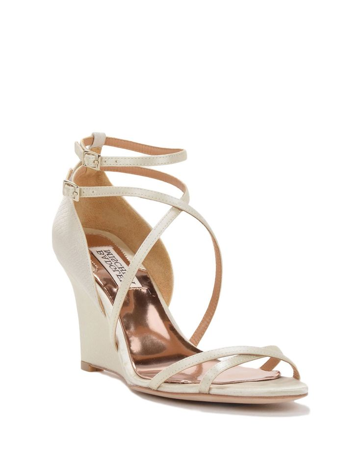 Bellissima Bridal Shoes is a top provider of wedding shoes online.