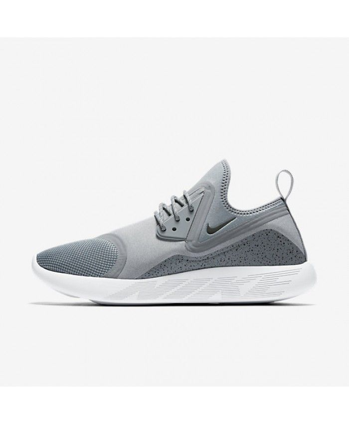 Mens Lifestyle Others Trainers and Sneakers UK Sale. Nike LunarCharge  Essential Cool Grey Wolf Grey Black Black 923619-002 f9a3892c0