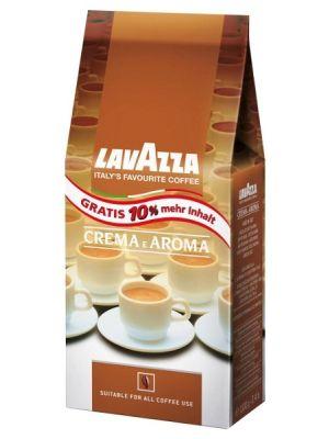 Lavazza LAVAZZA 1,1kg CREMA e AROMA Kawa ziarnista Edycja limitowana