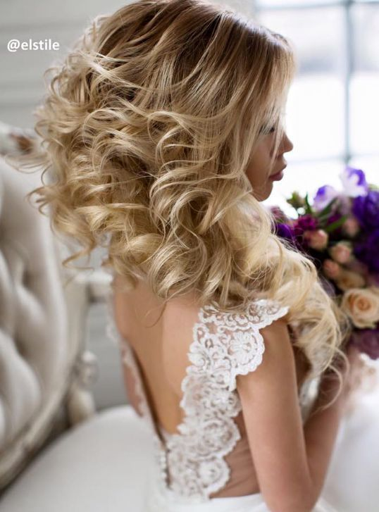 40 Wedding Hairstyles For Long Hair That Really Inspire: 1000+ Ideas About Wedding Hairstyles On Pinterest