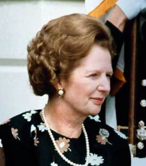 NO:11 Margaret Thatcher was Britain's first female prime minister, who became a pivotal figure in British and world politics. After studying at Somerville College, Oxford university, Mrs Thatcher progressed through the ranks of the Conservative party to become education minister in Ed Heath's government of the early 1970s.