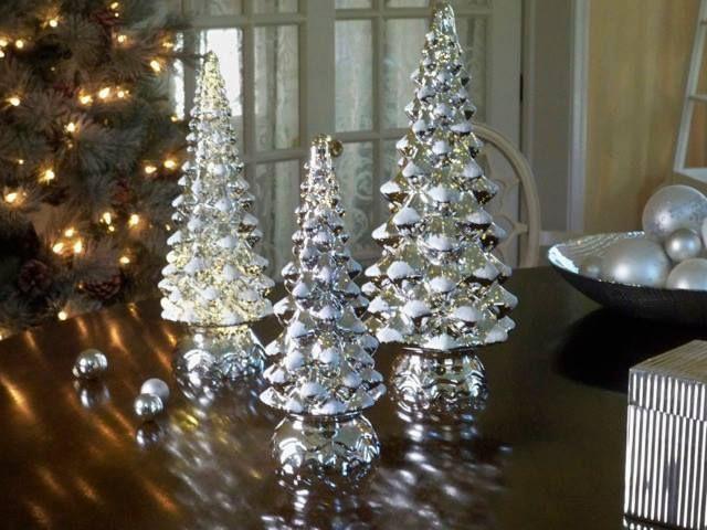 Best Mercury Glass Images On Pinterest Mercury Glass Glass