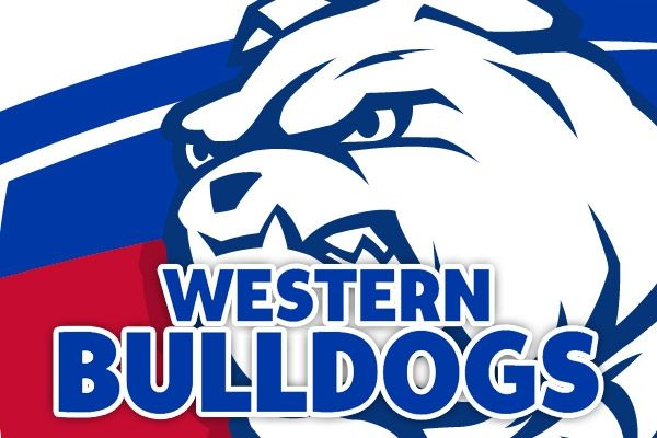 Show your support for the Western Bulldogs! #afl #aussierules #football #australia