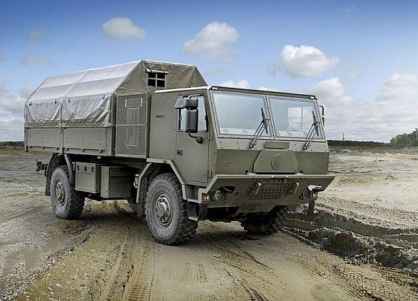 Tatra T 815-7 4x4