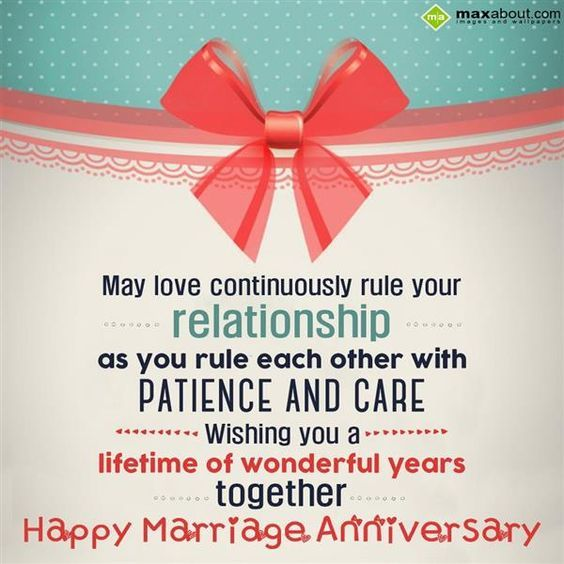 25+ best ideas about Happy Marriage Anniversary on ...