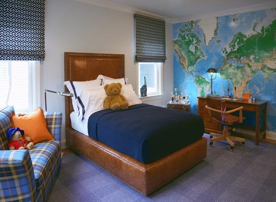 Robyn Karp Interiors + Child's Room
