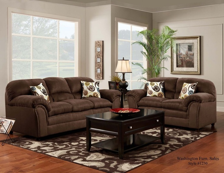 New Sofa Loveseat   accent chair set  The sofa and loveseat come in a. 18 best Washington Affordable Furniture images on Pinterest
