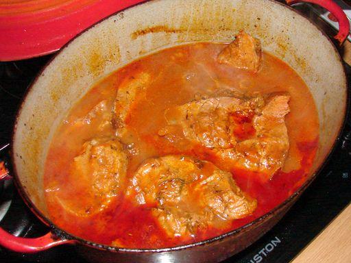 Roti de veau en sauce : Recette de Roti de veau en sauce - Marmiton
