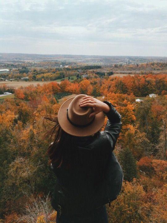 Рыжая осень.