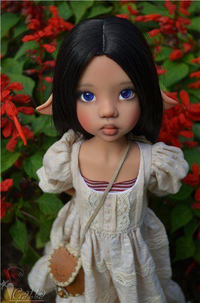 Моя Ларисса. Kaye Wiggs Laryssa / Куклы Кайе Виггз, Kaye Wiggs dolls / Бэйбики. Куклы фото. Одежда для кукол