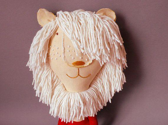JIPI JIPI Lion. #HandmadeCharlotte