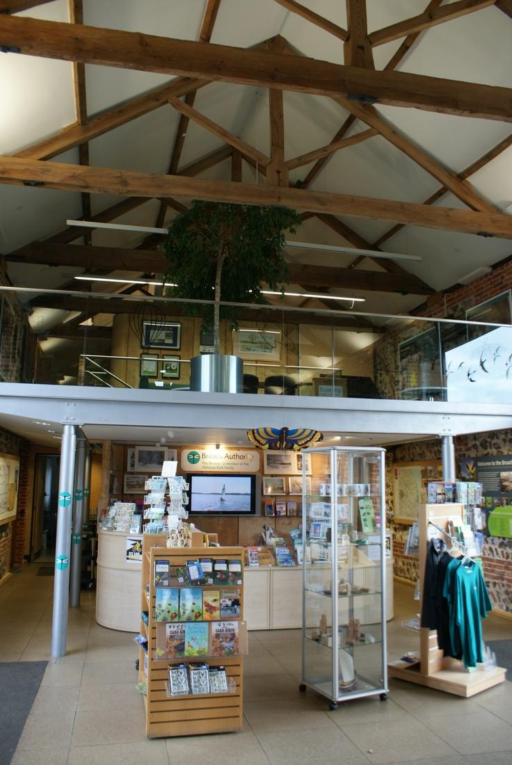 Whitlingham Visitors Centre