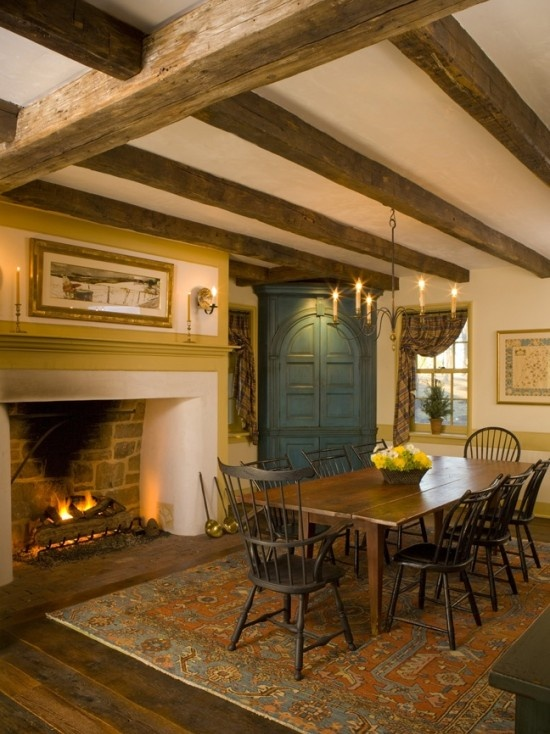 Traditional Dining Room Design, Pictures, Remodel, Decor and Ideas - page 23
