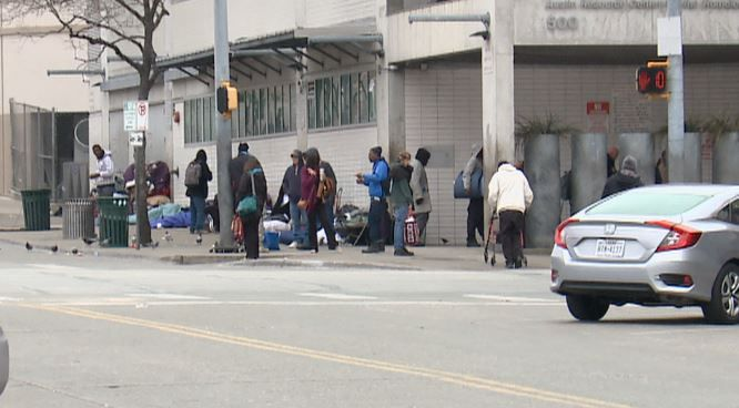 Each year local groups organize the count which allows them to receive federal grant money to fund homeless services.