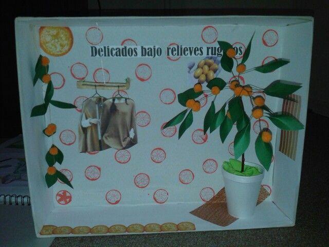 Caja, kumquat
