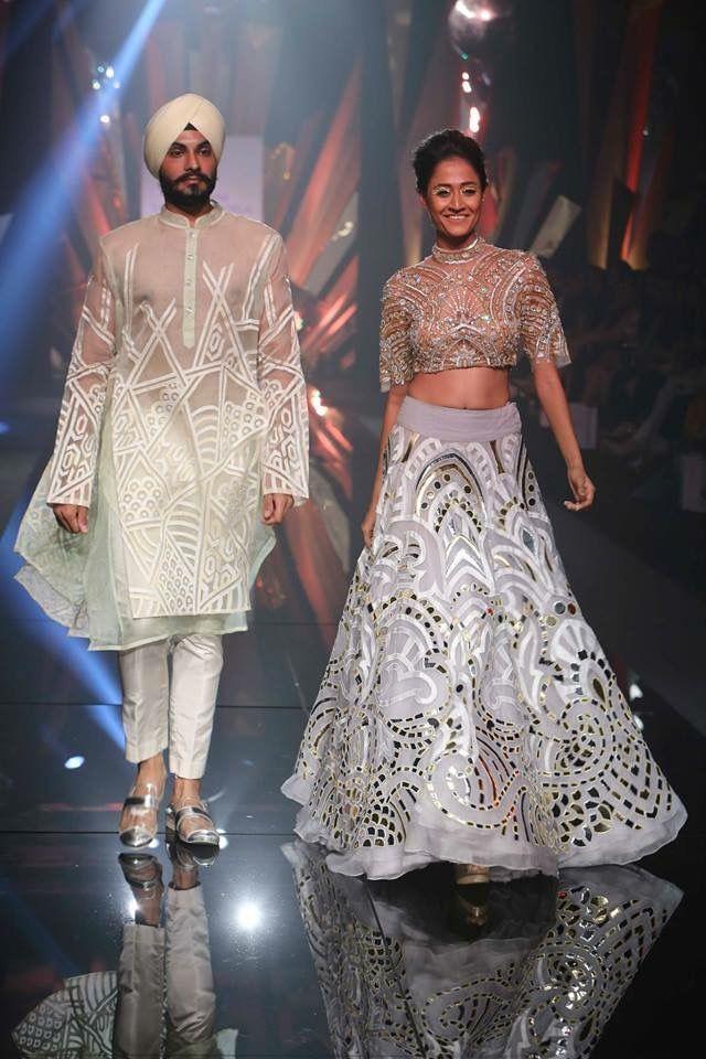 Lakme Fashion Week Winter 2015 Abu Jani Sandeep Khosla