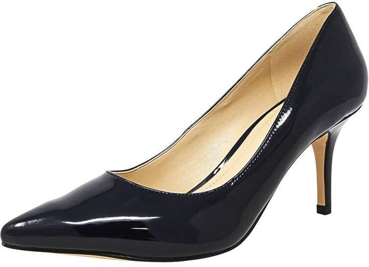 Buy Isaac Mizrahi Live Navy Heel For Women - Casual & Dress Shoes | KSA | Souq