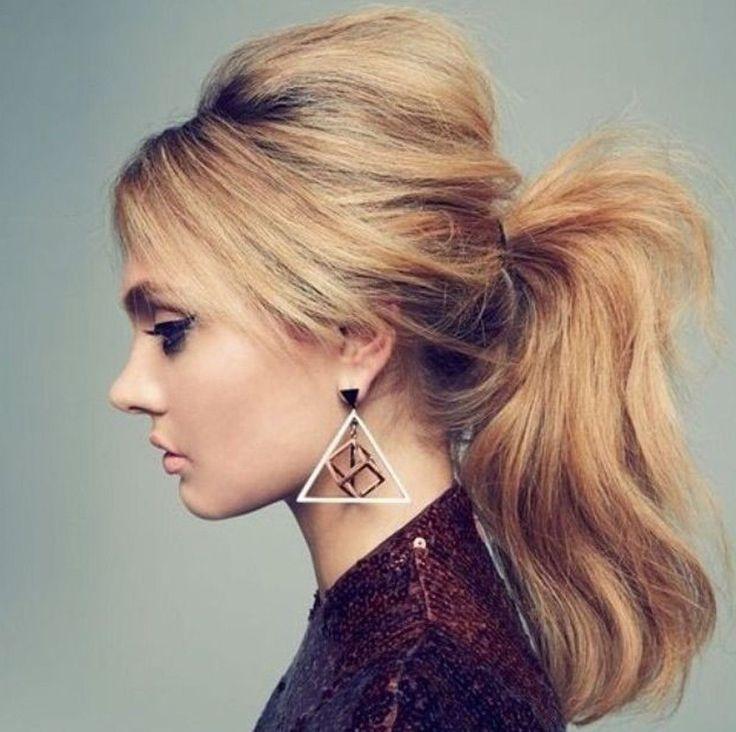 más de 25 ideas en tendencia sobre peinados de los años 90 en