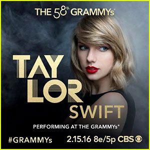 Taylor Swift to Perform at Grammys 2016! | 2016 Grammys, Grammys ...
