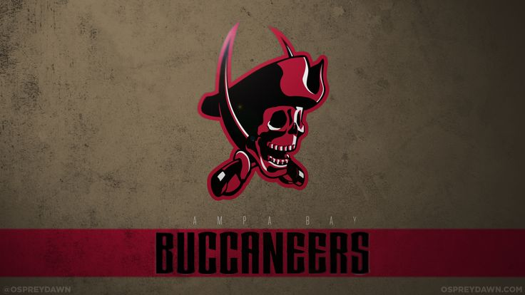 Tampa Bay Buccaneers Logo | This logo is one in a series of 32 NFL Logo redesigns. The NFL ...