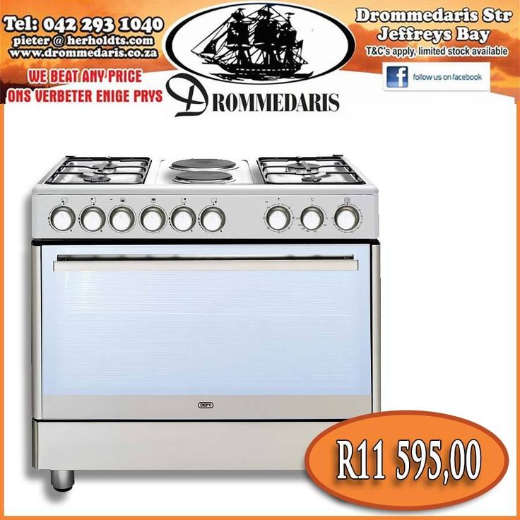 This Defy Thermofan Gas oven, is extremely cheap to maintain once installed. It allows for easily controlled heat when cooking and has safety devices, making its safe and user friendly. Click on the link to read more, http://apost.link/1fa. #appliances #homeimprovement